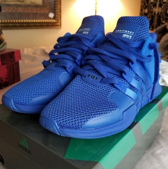Mens Adidas EQT Support ADV RARE ROYAL BLUE